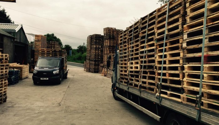 Buy Pallets in Blackburn and Darwen